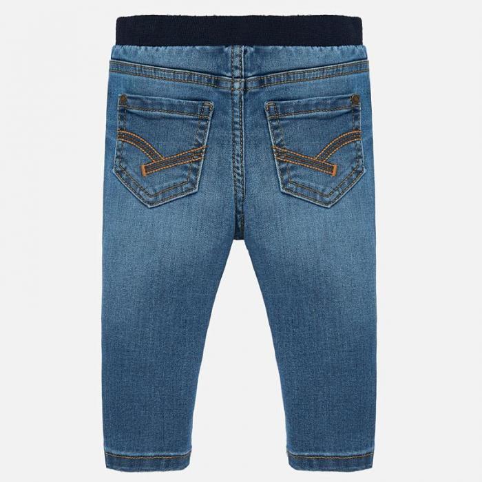 Pantaloni lungi regular fit bebe baiat, Mayoral 1