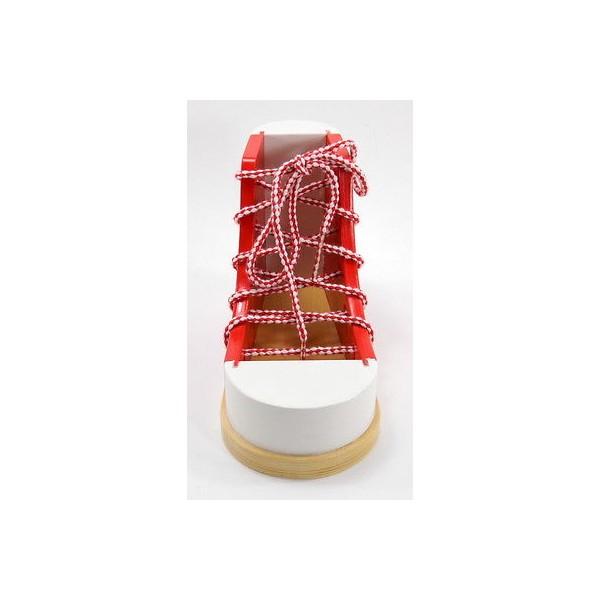 Pantof Cum Sa Legam Sireturile - MELISSA & DOUG [1]