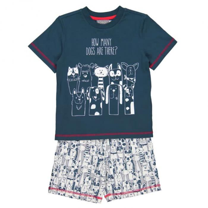 Pijama vara baieti Boboli 0