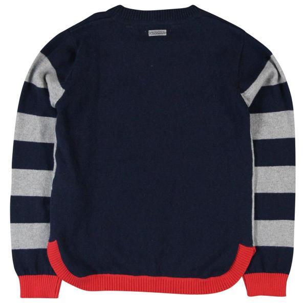 Pulover tricotat fete Boboli 1