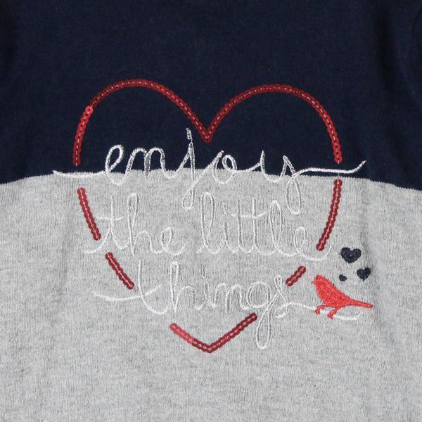 Pulover tricotat fete Boboli 3