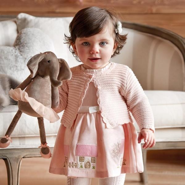 Rochie bebe fetita Mayoral 2