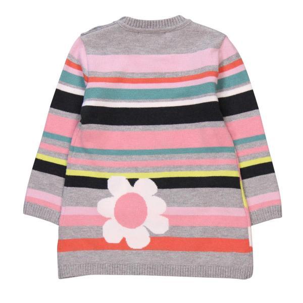 Rochie tricot cu flori Boboli 1