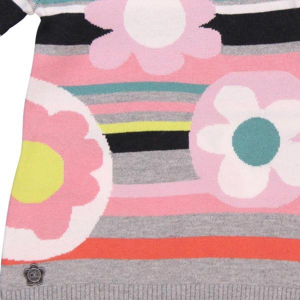 Rochie tricot cu flori Boboli 3