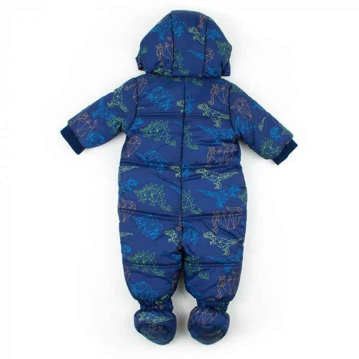 Salopeta iarna baieti Babybol bleumarin 1
