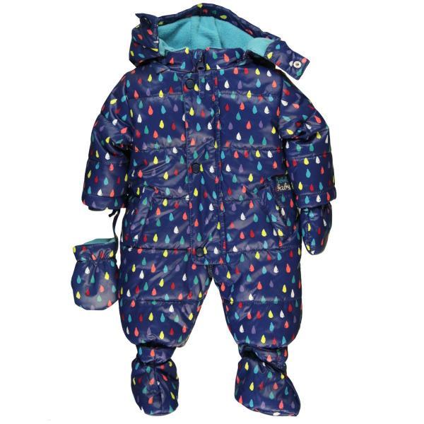 Salopeta iarna bebe Boboli 0