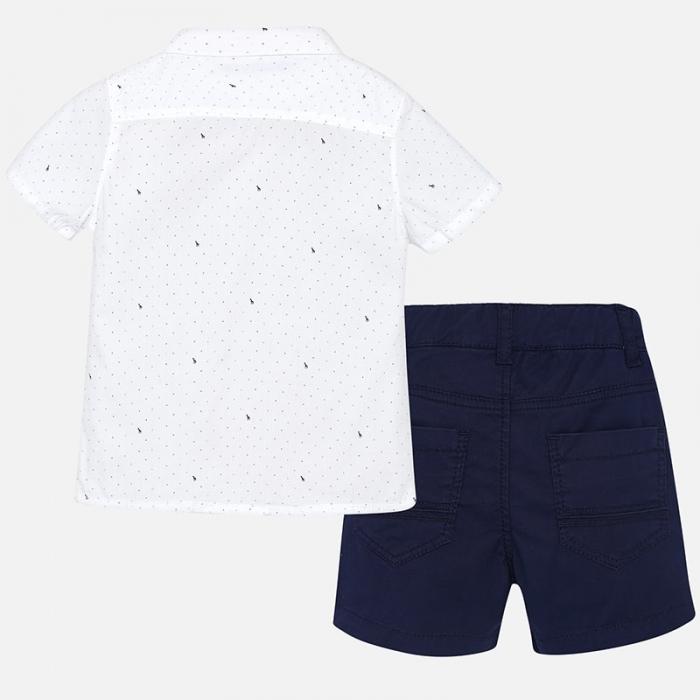 Set camasa si pantaloni baieti, Mayoral 1