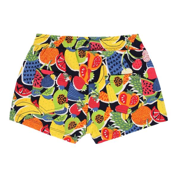 Sort bumbac fete, imprimeu fructe , Boboli 1