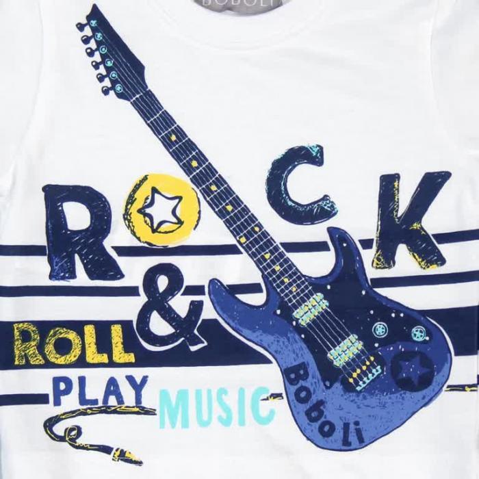 Tricou maneca lunga Boboli rock 3