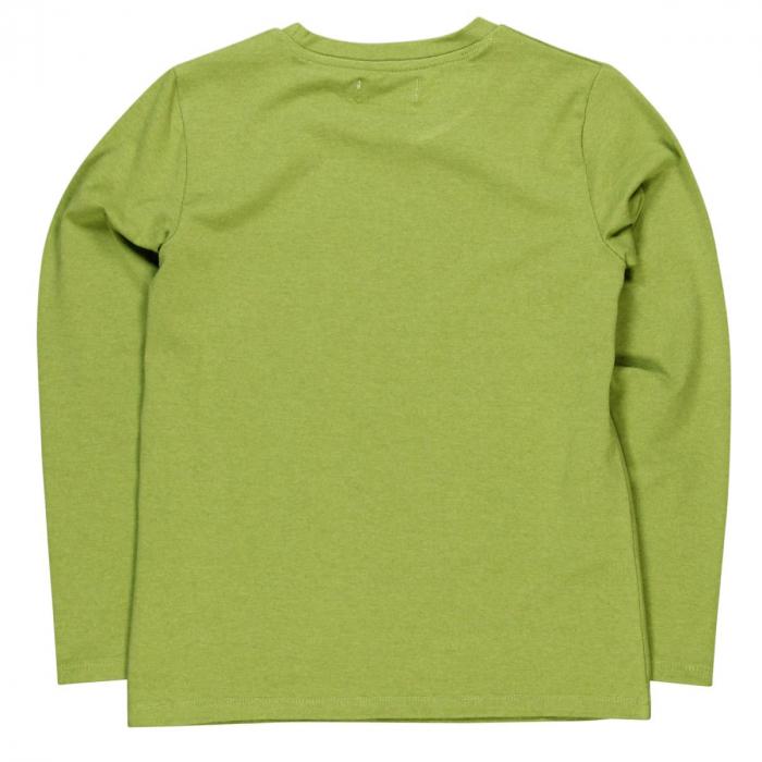 Tricou maneca lunga fete, sweet, verde, Boboli [1]