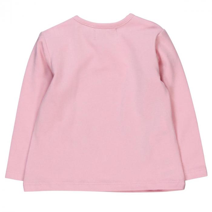 Tricou maneca lunga fetite Boboli, roz 1