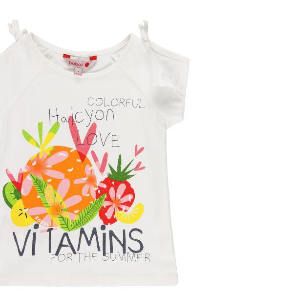 Tricou maneca scurta Vitamins, Boboli 2