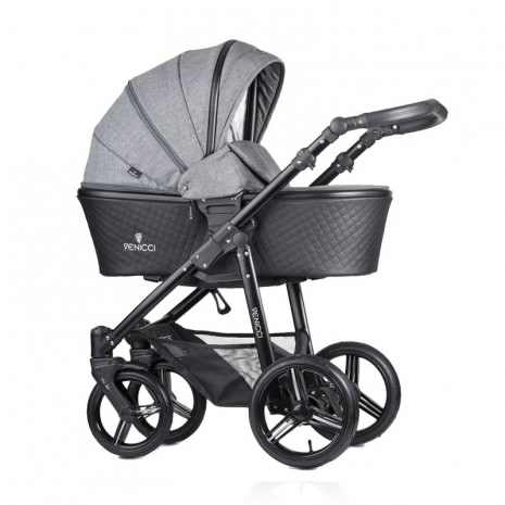 Carucior 3 in 1 Venicci Editie Speciala Shadow Grey 1