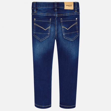 Mayoral blugi baieti, slim fit, denim1