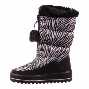 Apreschi zapada fete Ciciban, imprimeu zebra1
