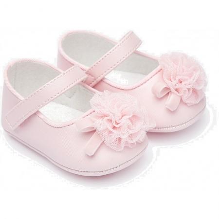 Balerini roz fetita nou nascut, roz, Mayoral0