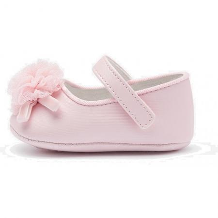 Balerini roz fetita nou nascut, roz, Mayoral1