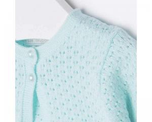 Bolero tricot aqua Mayoral2