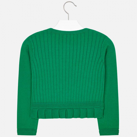 Cardigan fete tricot verde, Mayoral [2]