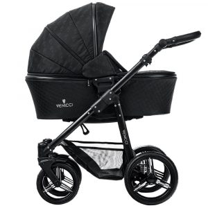 Carucior 2 in 1 Venicci Shadow 3V Black0