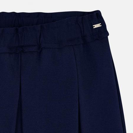 Fusta pantalon fete , navy , Mayoral3