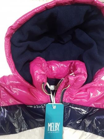 Geacă nylon waterproof fete Melby Italia1
