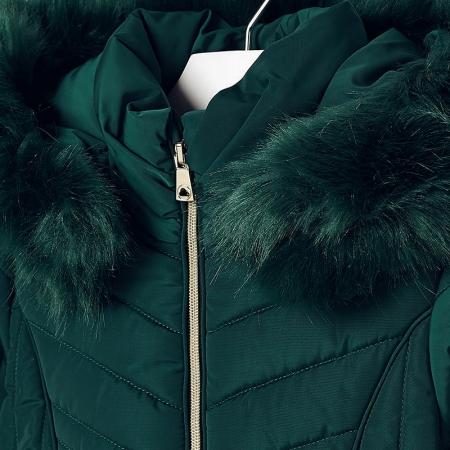 Geaca iarna fetite Mayoral, verde3