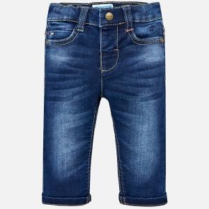 Jeans baieti slim0
