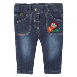 Jeans fete captusit bumbac Boboli0