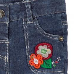 Jeans fete captusit bumbac Boboli2