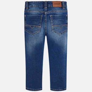 Jeans  slim baieti Mayoral1