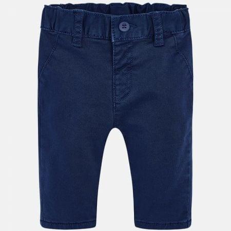 Pantaloni chino bebe baiat Mayoral0