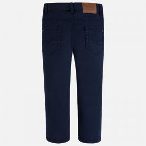 Pantalon elegant baiat Mayoral navy [1]