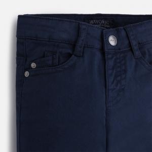Pantalon elegant baiat Mayoral navy [2]