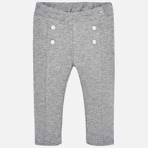 Pantalon fete Mayoral gri0