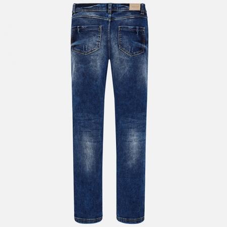 Pantalon jeans fete 8-16 ani Mayoral1