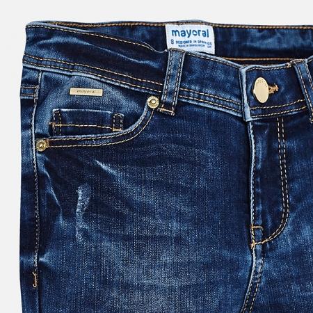 Pantalon jeans fete 8-16 ani Mayoral2