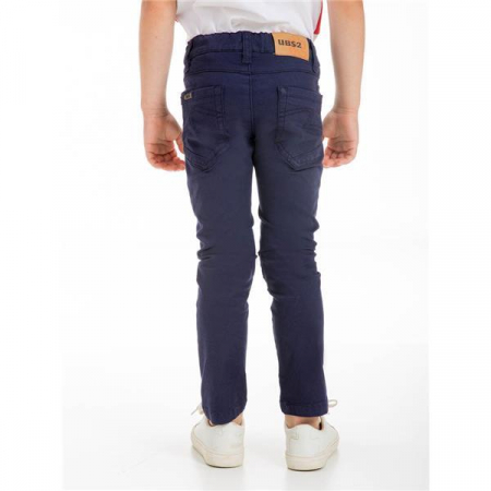 Pantalon lung baiat , bleumarin, UBS.2 Barcelona1