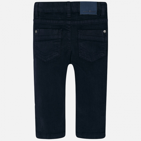 Pantalon lung bebe baiat ,super slim,bleumarin1
