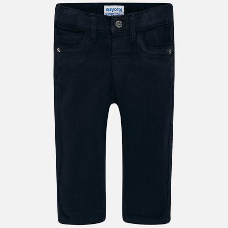 Pantalon lung bebe baiat ,super slim,bleumarin0