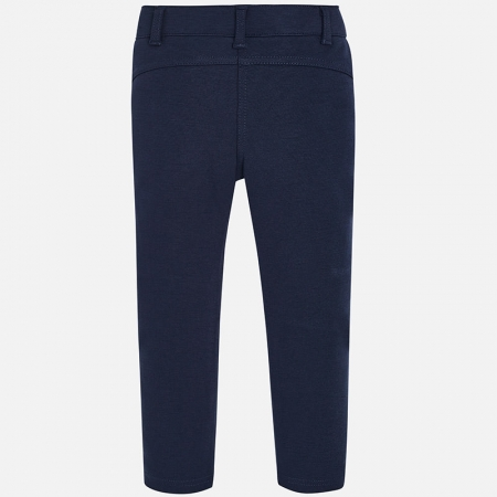 Pantalon lung fete Mayoral, navy1