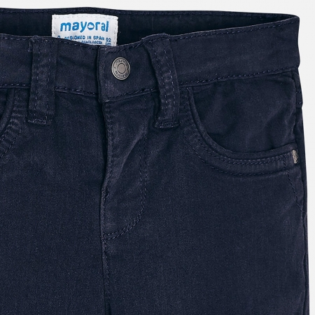 Pantalon lung slim baiat, Mayoral2