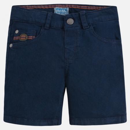 Pantalon scurt baiat navy Mayoral0