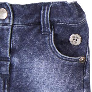 Pantalon scurt denim stretch Boboli3