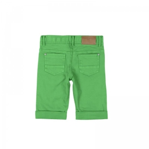Pantalon scurt poplina baiat Boboli [1]