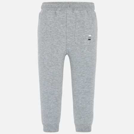 Pantalon sport baieti, gri, Mayoral1