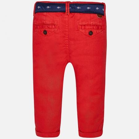Pantaloni lungi baiat cu curea Mayoral1