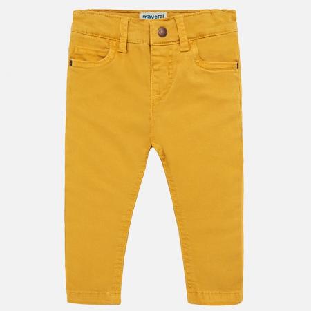 Pantaloni lungi bebe baiat slim fit0