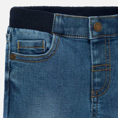 Pantaloni lungi regular fit bebe baiat, Mayoral0