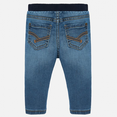 Pantaloni lungi regular fit bebe baiat, Mayoral1